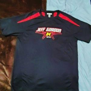 Nascar Shirt Jeff Gordon L